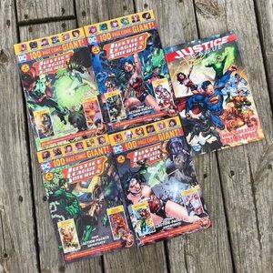 3/$30🌻 justice league of america comic books